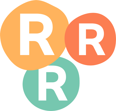 3 times the letter 'R'