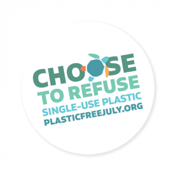 choose to refuse badge